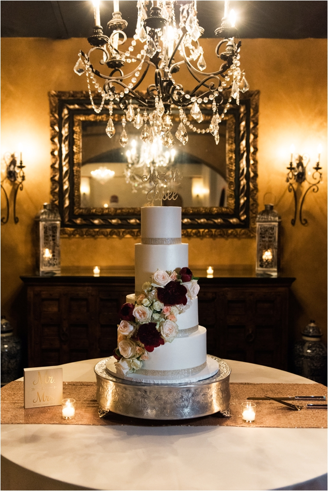 Fall-Inspired-Wedding-Cake