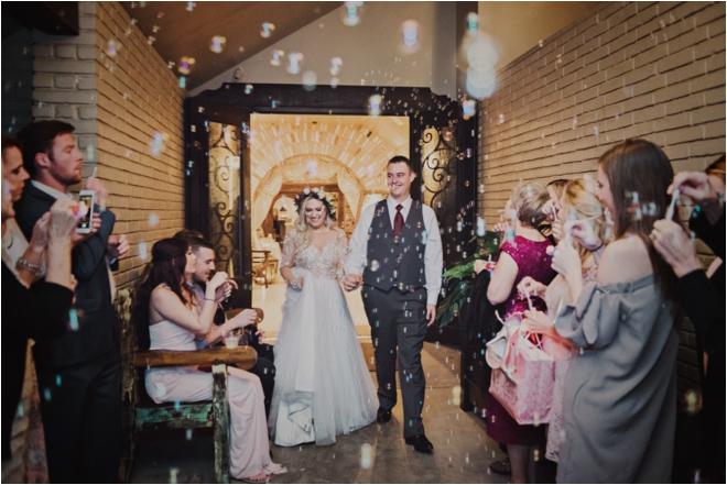 Wedding-Reception-Exit