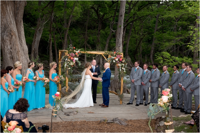 Rustic-Outdoor-Wedding-Ceremony