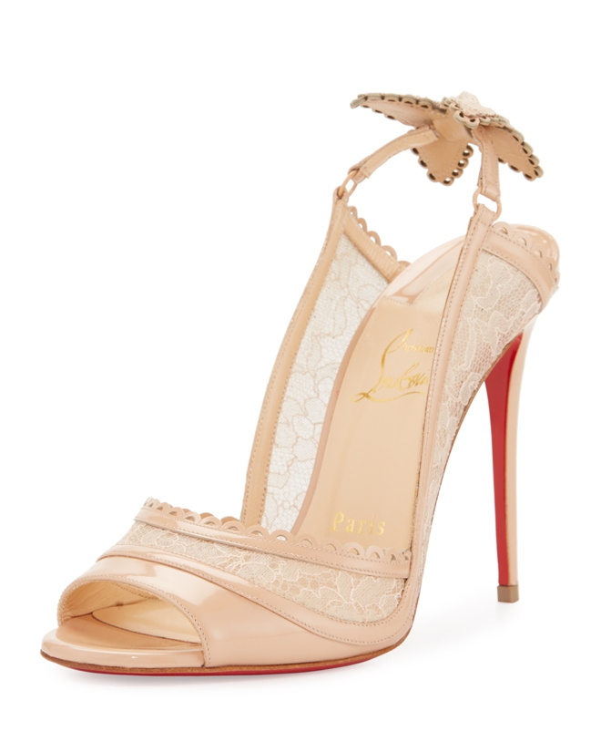 Christian Louboutin Hot Spring Butterfly Pump-HI-RES