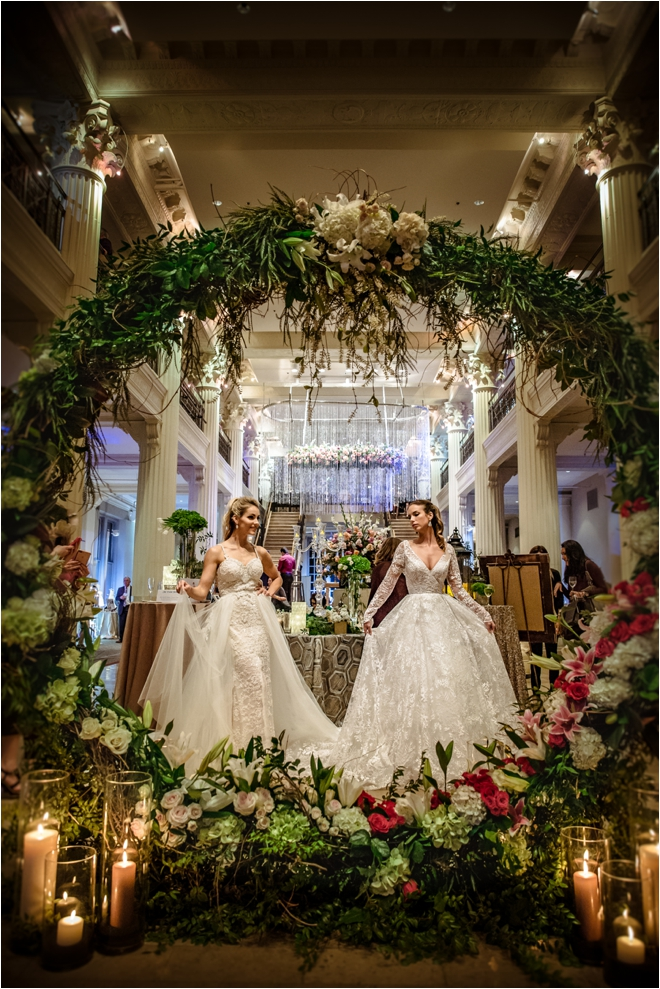 Dream Photo & Video-I Do 2017 Corinthian-Haute Flowers & Ivory Bridal Atelier