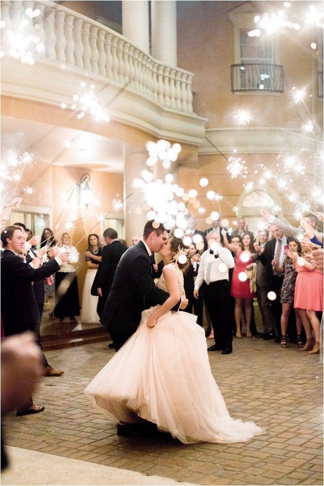 Bride-and-Groom-Exiting-Reception