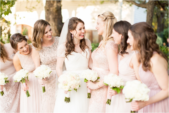 Blush-Bridesmaids-Dresses