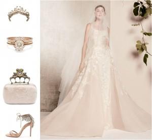 Spring 2018 Bridal Fashion Trend: Refined & Regal