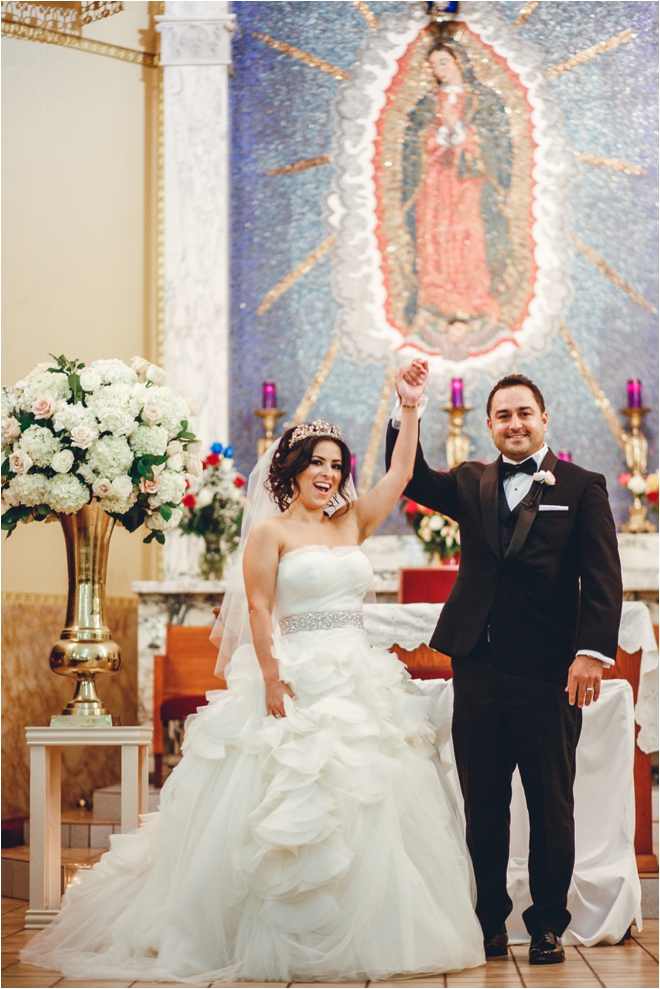 Bride-and-Groom-during-Church-Ceremony
