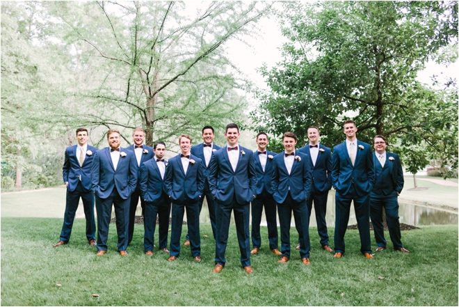 Navy-Suits-for-Groomsmen