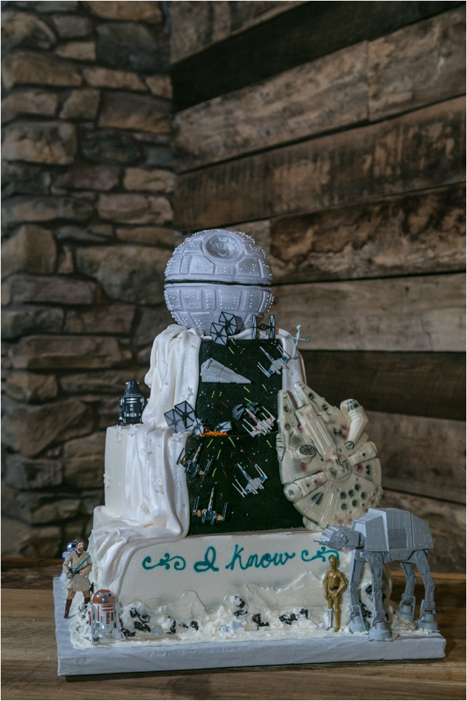 Star-Wars-Inspired-Groom-Cake