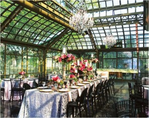 Venues We Love: The Bryan Museum…Especially The Conservatory!!
