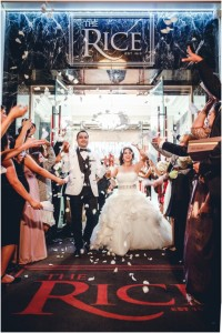 We're Down With Downtown: 2 DTHTX Wedding Venues We Love (OK…3)!