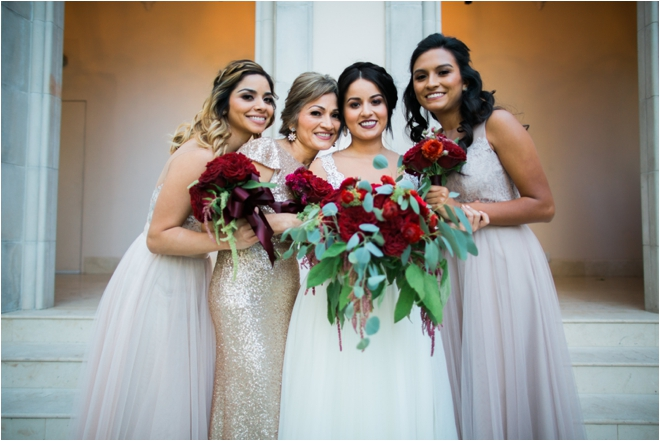 Bridesmaid-Bouquets