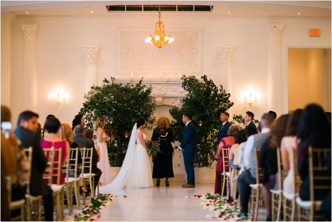 Indoor-Ceremony-at-Chateau-Cocomar