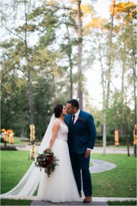 Enchanted Forest-Inspired Wedding at Chateau Cocomar by Civic Photos