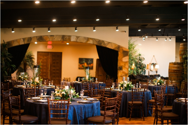 Navy-and-Gold-Wedding-Decor