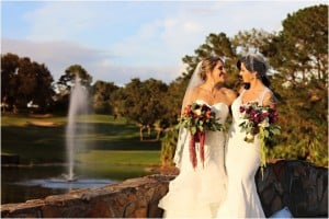 Recent Bride Laura Leigh Abby Gives Tips For Planning Your Same-Sex Wedding