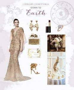 Find Your Wedding Style With Your Zodiac Sign