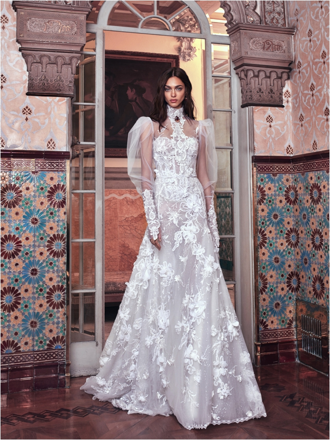 Wedding-Dress-High-Neckline