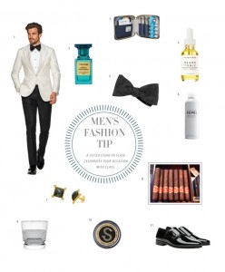 11 Items Every Dapper Groom Needs