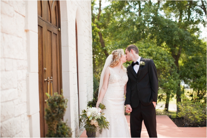 ashton gardens wedding houston chapel doors couple first look