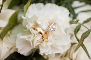 Classic White and Green Ashton Gardens Wedding With Bonus Fun Proposal Story!