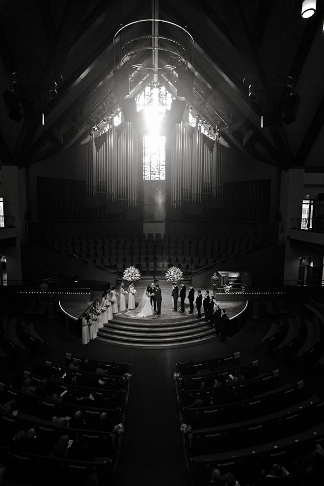 D Jones Houston Wedding Photo