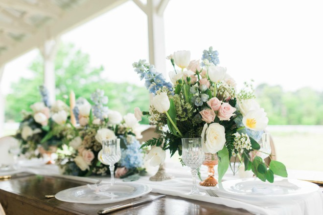 E Johnston Designs Houston Wedding Florist