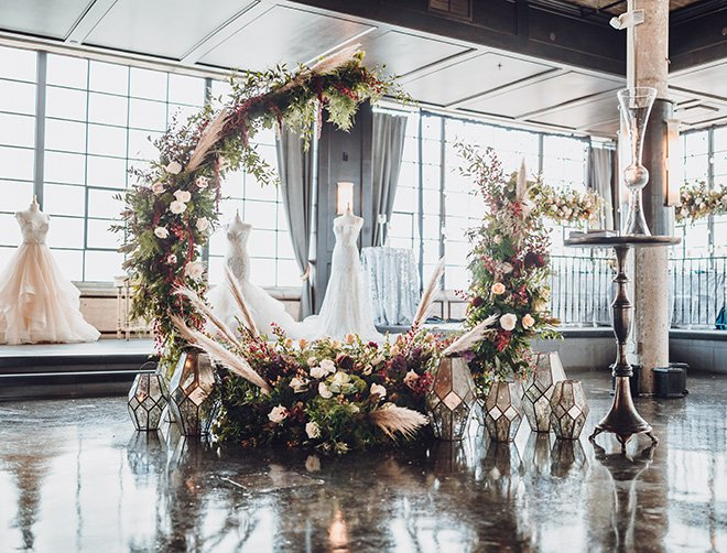 Houston Bridal Show Blooms Design Studio