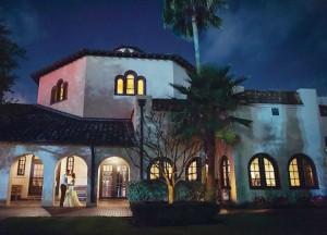 Mediterranean Wedding Style + Houston Landmark Status at The Parador