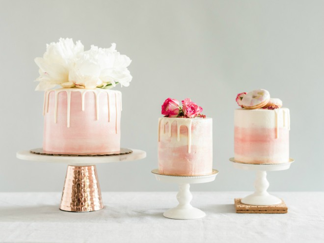 Wink By Erica Houston Wedding Cakes