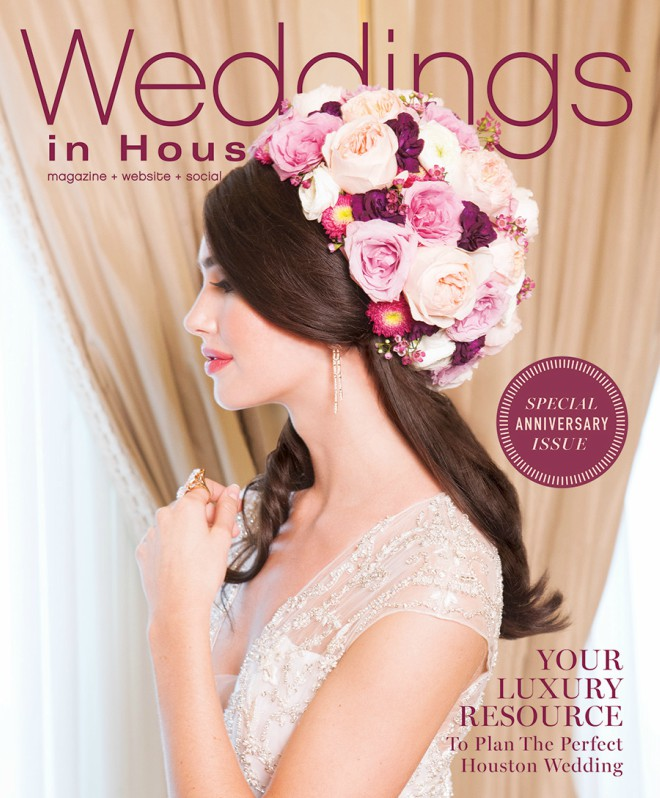 Weddings in Houston December 2017 Cover