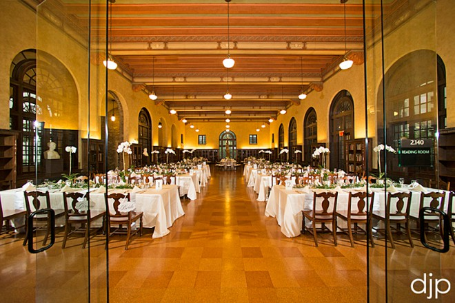 Historic Houston Wedding Venue Julia Ideson D Jones
