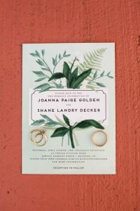 White & Sage Green Spring Wedding