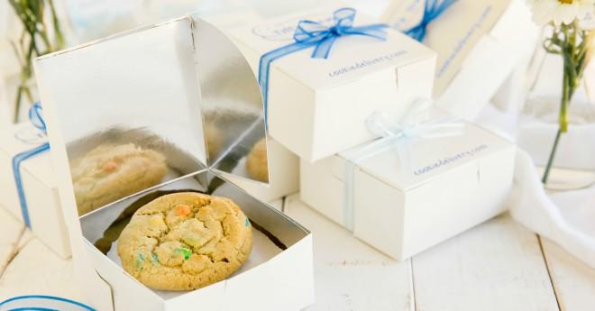 Tiff's Treats Giveaway contest Instagram Houston cookies wedding favors dessert table