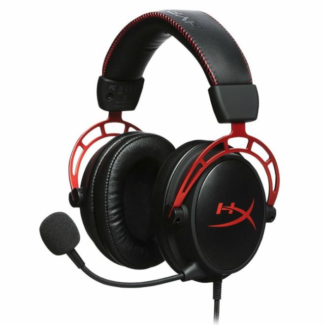 Hyper X Cloud Alpha Pro Gaming Headset