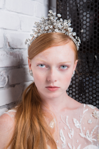 2018 Bridal Accessory Trend Alert: Crowns, Crowns, Crowns!