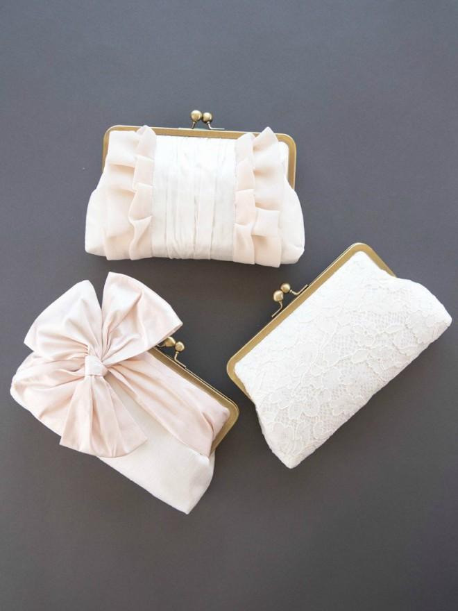 Assorted Davie and Chiyo Bridesmaids Clutches
