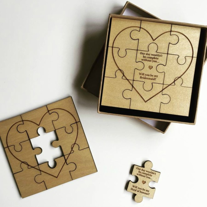 Will You Be My Jigsaw Puzzle