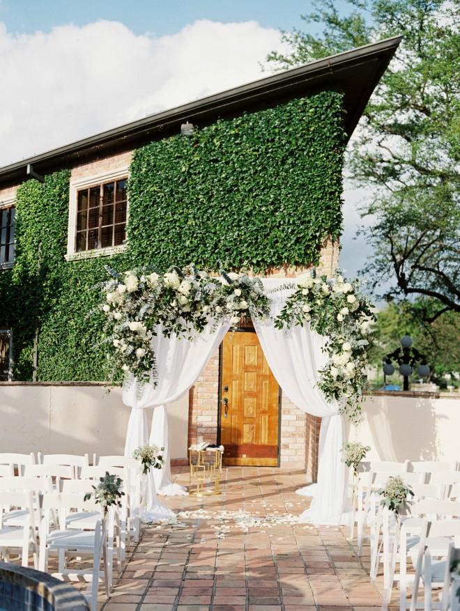 10 Simple Elegant Wedding Venues - Houston Wedding Blog