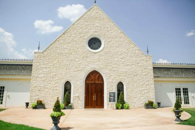 Houston Wedding Venue Ashton Gardens Chapel Exterior