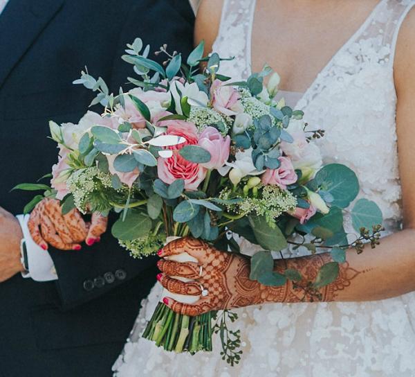 Flora & Eventi Bridal Bouquet