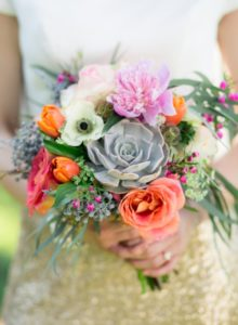 7 Houston Bridal Bouquets In Full Bloom