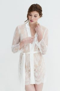 We're Stunned By This Gorgeous Bridal Lingerie