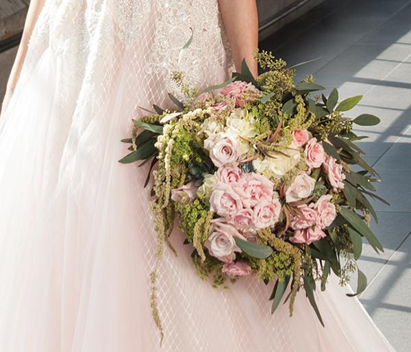 Bloom Design Studio Bridal Bouquet