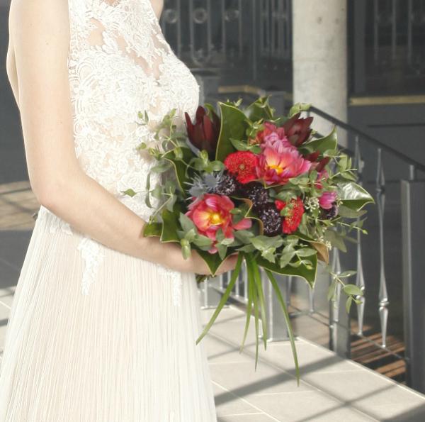 Haute Flowers & Events Bridal Bouquet