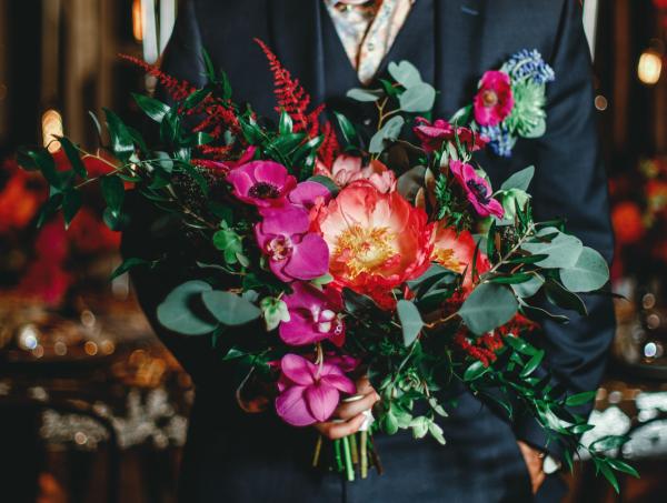 Dream Bouquet Bridal Bouquet