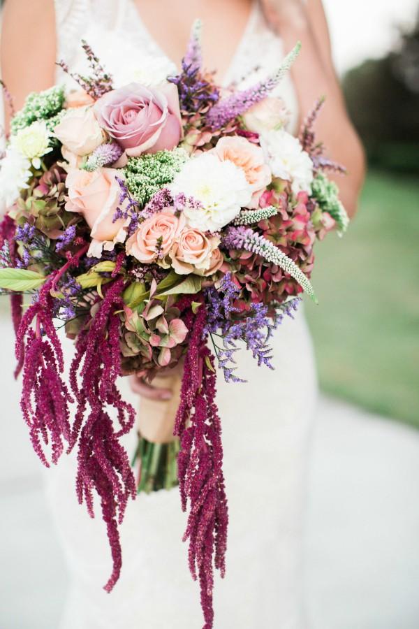 Darryl & Co. Bridal Bouquet