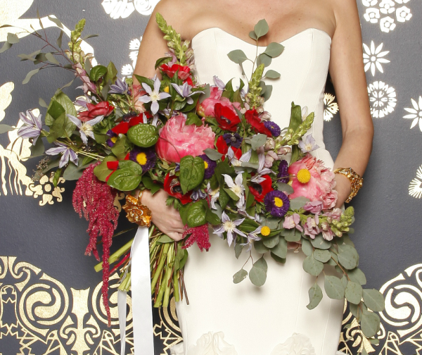 KC Events & Florals Bridal Bouquet