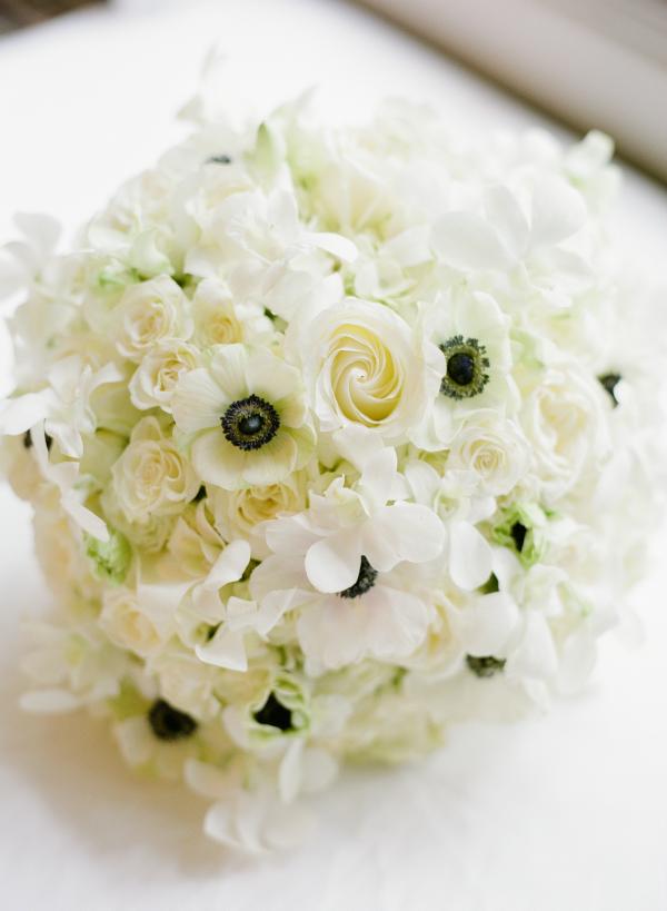 Plants N' Petals Bridal Bouquet