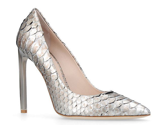 Ralph & Russo Snake Empire Pumps Shoes
