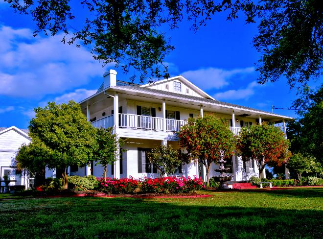 Houston Galveston Beach Waterfront Water View Wedding Venue Plantation Bay Estate Mansion Affordable Garden Ceremony