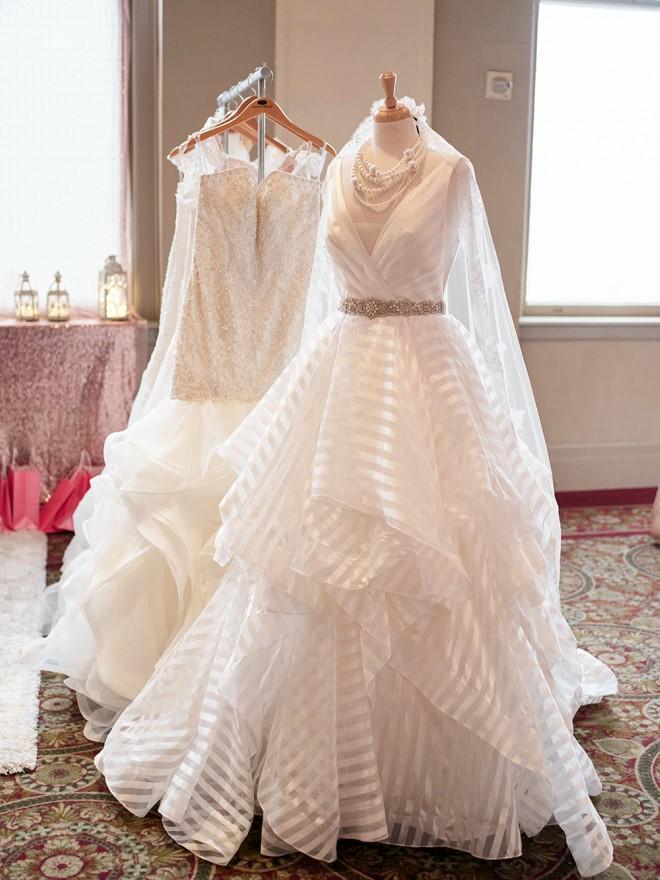 Parvani Vida Houston Wedding Gown